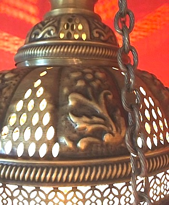 Turkish traditional _lamp
