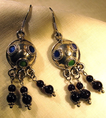 Moroccan Berber earrings